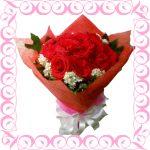 BQT 05 150x150 Jual Bunga Ucapan Ulang Tahun