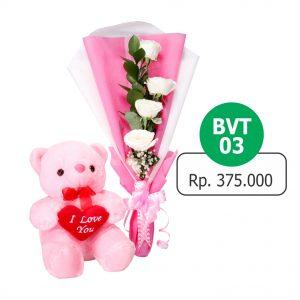 BVT 031 300x300 Toko Bunga Valentine Mawar Murah Online