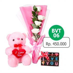 BVT 061 300x300 Toko Bunga Valentine Mawar Murah Online