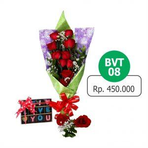BVT 081 300x300 Toko Bunga Valentine Mawar Murah Online