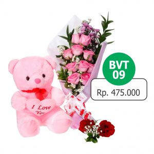 BVT 091 300x300 Toko Bunga Valentine Mawar Murah Online