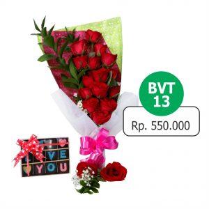 BVT 131 300x300 Toko Bunga Valentine Mawar Murah Online