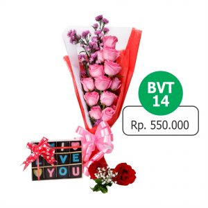 BVT 141 300x300 Toko Bunga Valentine Mawar Murah Online
