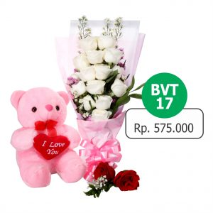 BVT 171 300x300 Toko Bunga Valentine Mawar Murah Online