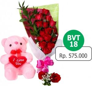 BVT 181 300x279 Toko Bunga Valentine Mawar Murah Online