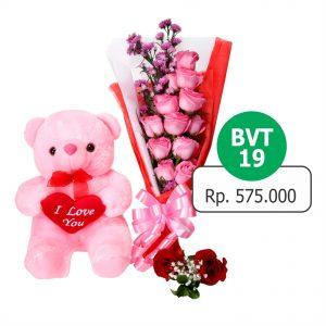 BVT 191 300x300 Toko Bunga Valentine Mawar Murah Online