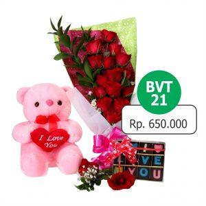 BVT 211 300x300 Toko Bunga Valentine Mawar Murah Online
