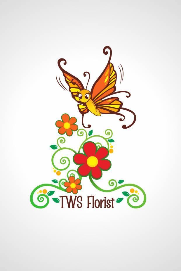 logo tws florist About Us