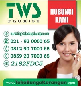 TWS Florist 284x300 Jual Bunga Mawar Murah Di Bekasi Selatan