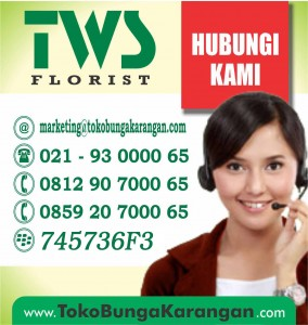 TWS Florist 284x300 Toko Jual Bunga Duka Cita Di Pulo Gadung Jakarta Timur