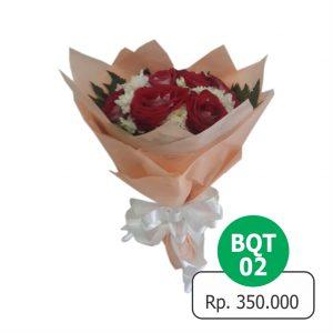 BQT 02 300x300 Toko Bunga Valentine Mawar Murah Online