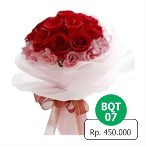 BQT 07 300x300 Toko Bunga Valentine Mawar Murah Online