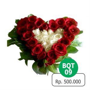 Toko Bunga Mawar Jakarta Timur