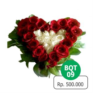 BQT 09 300x300 Bunga Mawar