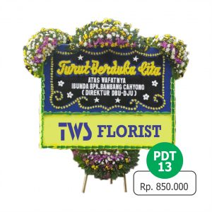 PDT 13 300x300 Toko Bunga Papan Duka Cita Di Kramat Jati Jakarta Timur