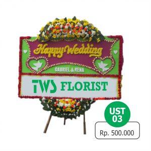 Toko Jual Bunga Papan Pernikahan Di Jakarta Pusat