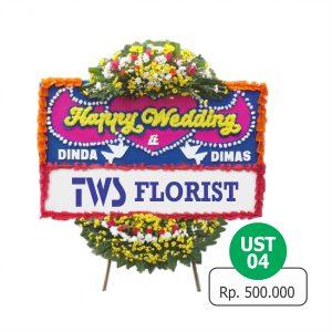 Toko Bunga Papan Pernikahan Di Pancoran