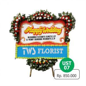 Toko Bunga Papan Pernikahan Di Fatmawati