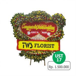 UST 17 300x300 Toko Bunga Papan Pernikahan Di Kelapa Gading