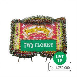 UST 18 300x300 Bunga Papan Ucapan Selamat