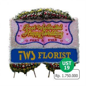 Toko Bunga Papan Pernikahan Di Pasar Minggu