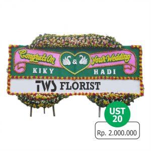 UST 20 300x300 Bunga Papan Ucapan Selamat
