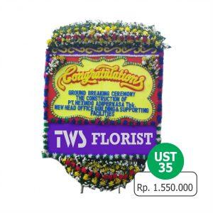 UST 35 300x300 Bunga Papan Ucapan Selamat