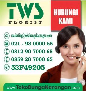 TWS Florist 284x300 Toko Bunga Kalimalang Jakarta Timur