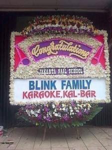 Toko Bunga Papan Ucapan Selamat di Margonda