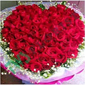 Bunga Mawar Untuk Hari Valentine Di Jakarta