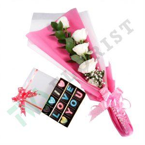 Bunga Dan Cokelat Buat Hari Valentine Di Jakarta