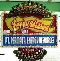 UST 07 Jual Bunga Papan Congratulation Di Karawang Murah
