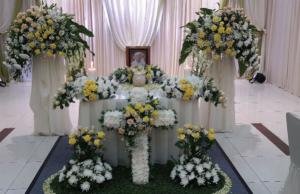 jasa dekorasi bunga rumah duka