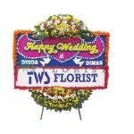 Bunga Happy Wedding UST 04