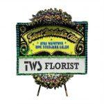 Bunga Papan Duka Cita PDT 09