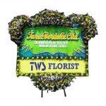 Bunga Papan Duka Cita PDT 12