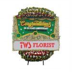 Bunga Papan Ucapan Selamat UST 34